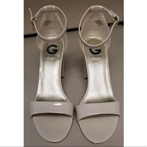 Guess two-strap heels